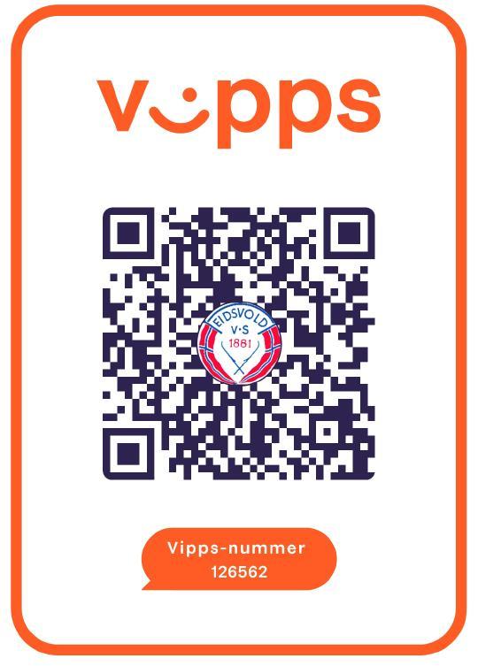 VIPPS QR kode Ilsetrabetaling